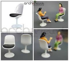 details zu 2 x moderne modell stuhl modellbau büro wohnzimmer 1 20 spur g hoch qualität