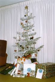 Our First Christmas Tree 1984