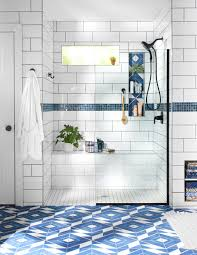 33 breathtaking walk in shower ideas better homes gardens