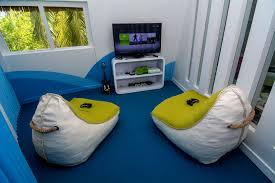 Video Game Room Interior Design And Decoration Homestylediary Com Ideas Pictures Of Living