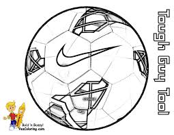Coloring Pages Football 2