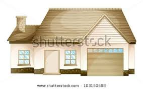 Images Front Views Of Houses by Illustration Simple House Front View Stock Vector 103150598