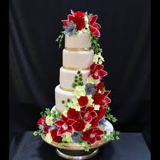 Floral Wedding Cakes Floral Wedding Cakes and cakes with Sugar Roses