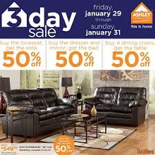 Ashley Furniture Flyer 1 27 2 2016