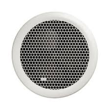 hpm 250mm white round ceiling exhaust fan bunnings warehouse