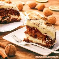 saftiger low carb karotten nusskuchen rezept ohne zucker