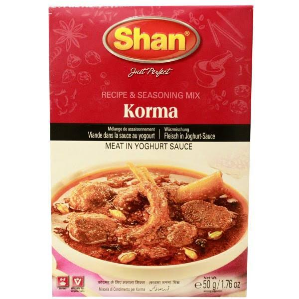 Shan Korma Seasoning Mix - 50g