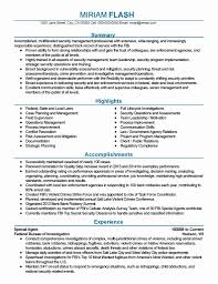 11 Awesome Federal Government Resume Template Sample Templates