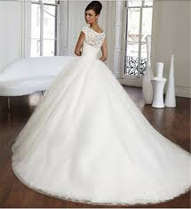 aliexpress com buy 2016 9033 lace white ivory wedding