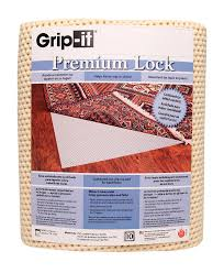 Rug Pads For Hardwood Floors Amazon by Amazon Com Grip It Premium Lock Extra Cushioned Non Slip Rug Pad