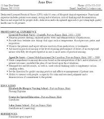 Resume Examples For Lpn Download Sample Resume Sample Resume Sample