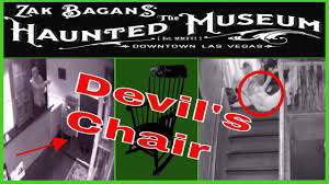Zak Bagans Haunted Museum Closes Exhibit - Devil's Rocking Chair Lounge Chairs Nathan Rhodes Design Co Ltd This Guy Tweeted About Being Haunted By A Creepy Childs Ghost And Eames Plastic Armchair Rar Green Vitra Belinna Rocking Chair Victoria Kartell Replica Philippe Strack Diiiz Quiz Midcentury Modern From Breur And More Victoria Ghost Side Chair 2 Pack Fniture Appliances Stylish Overstock For Modernica Case Study Arm Shell Rocker Maple Zinc Wire Base Man Encountered Baby In His Apartment Documented It What Is Dear David Here Everything Writer Adam Ellis Has