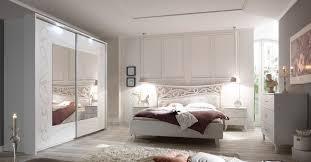 schlafzimmer komplettset weiss siebdruck selvio3