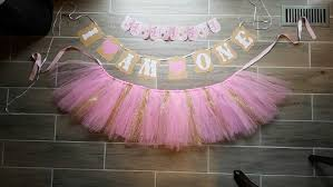 Best 1st Birthday Banner And High Chair Skirt For Sale In Port Huron ... Cheap Tutu For Birthday Find Deals On Line At New Arrival Pink And Gold High Chair Tu Skirt For Baby First Amazoncom Creation Core Romantic 276x138 Babys 1st Detail Feedback Questions About Magideal Baby Highchair Chair Banner Elephant First Decor Unique Tulle Premiumcelikcom Hawaiian Luau Decoration Tropical Etsy Evas Perfection Premium Toamo Black And Red Senarai Harga Aytai Blue Decorations Girl Inspirational