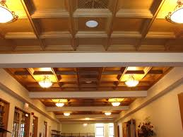 100 Wood On Ceilings Grid Coffered By Midwestern Products Co Wood