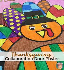 Kindergarten Thanksgiving Door Decorations by Best 25 Thanksgiving Door Decorations Ideas On Pinterest Fall