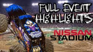 Monster Jam Highlights: Nashville | Nissan Stadium 2018 - YouTube