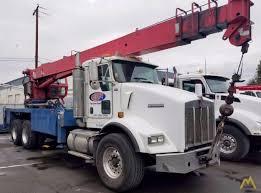22t Manitex 22101S Boom Truck Crane For Sale Trucks & Material ...