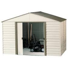 Arrow Woodridge Steel Storage Sheds by Elegant Arrow Galvanized Steel Storage Shed 65 In Pre Cut Storage
