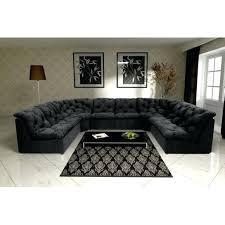 canapé composable canape d angle composable rocambolesk canapac clac noir modulable