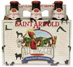 St Arnold Pumpkinator 2014 by Saint Arnold U0027s Pet Project Ale Wagger Is A Beer With A Purpose