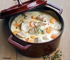 cuisine blanquette de veau à l ancienne recette de blanquette de veau à l ancienne ligne en ligne