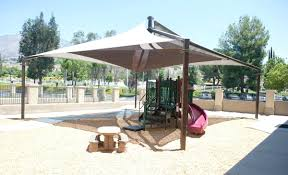 Shade Sail Awnings Playground Shades 4 Post Rectangle Structure ... Quictent 121820 Ft Triangle Sun Shade Sail Patio Pool Top Canopy Stand Alone Awning Photos Sails Commercial Umbrellas Carports Canvas Garden Shades Full Amazoncom 20 X 16 Ft Rectangle This Is A Creative Use Of Awnings For Best 25 Retractable Awning Ideas On Pinterest Covering Fort 4 Chrissmith Walmart Ideas Canopies Lyshade 12 Uv Block Lawn Products In Arizona