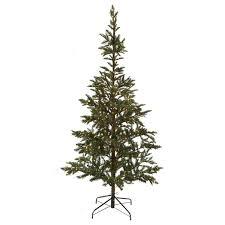Swedish Fir Pre Lit Artificial Christmas Tree 7ft Notcutts