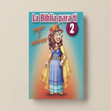 Biblia Para TiVolumen 02Pegar Y Colorear