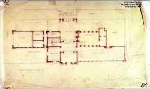 Ranch House Floor Plans Colors Doheny Ranch Development Frank Lloyd Wright Designs For An