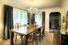 Chandelier Hieght Height Dining Room From Table Calculator