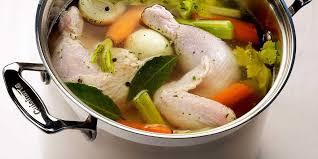 poule au pot à la cocotte minute facile recette sur cuisine