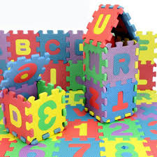 Aliexpress Buy 36PCS Baby Kids Eva Foam Numbers And Alphabet