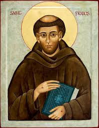 october 4 feast of st francis of assisi caelum et terra