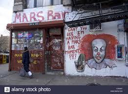 Joe Strummer Mural Nyc Address by Wall Mural Bar Stock Photos U0026 Wall Mural Bar Stock Images Alamy