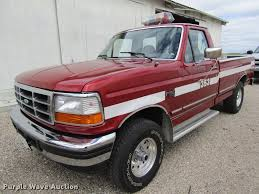 1996 Ford F150 Pickup Truck | Item DF3845 | SOLD! September ...