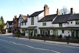 Georges Worsley Restaurant Review