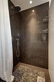 Paint Color For Bathroom With Brown Tile by How To Use Dark Brown Bathroom Floor Tile To The Maximum Advantage
