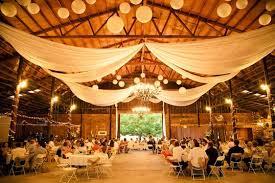 Fall Rustic Wedding Reception Decoration Barn Ideas