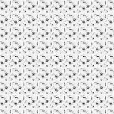 Black And White London Newspaper Background Vinyl Wallpaper