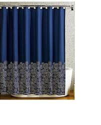 hometrends royale shower curtain master bathroom pinterest