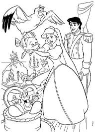 Coloring Pages Disney Princesses Only