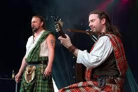 best modern folk bands celtic