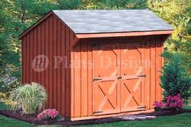 6 x 8 saltbox shed from www plansd com saltbox storage shed