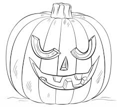 Click To See Printable Version Of Jack O Lantern Coloring Page
