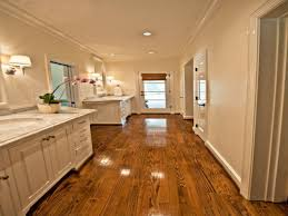 Narrow Master Bathroom Ideas by White Kitchens With Hardwood Floors Long Narrow Master Bathroom