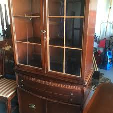 find more vintage duncan phyfe china cabinet buffet for sale at