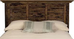 Bamboo Headboards For Beds by Bamboo Headboard Tortoise King Tropical Headboards By Kenian