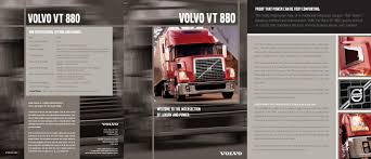 Volvo VT 880 - Brochure By Midia Truck Brasil PDF Center - Issuu Volvo Trucks Shows Off New And Improved Vnl Series The Shape Of To Come Unveiled Series Pushing Limits Usa Big Rig Exhibit At Childrens Museum Youtube Mack History About Us Thomas Enterprises Dwayne Chavis Eeering Technician Linkedin Receives 19 Million Develop Supertruck Chris Stadler Product Marketing Manager North Wikipedia