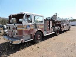 100 Fire Truck Movie 1983 Seagrave For Sale ClassicCarscom CC883130